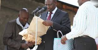 DP Ruto targeted in sh1, 000 old notes 1st October withdrawal deadline