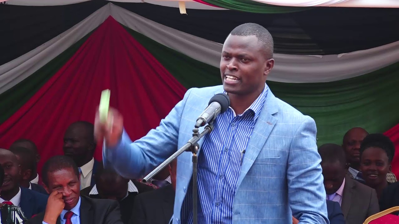 Nyoro, MP fight land grabbers of Thika – Weekly Citizen
