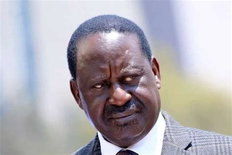 Raila fires Orengo from his kitchen cabinet – Weekly Citizen