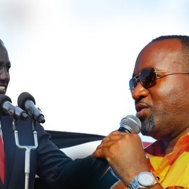 Stop your attacks on Ruto, Joho told