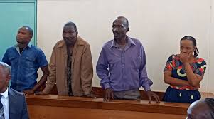 Murder suspects in Lawyer chesang case released on sh500,000 bail