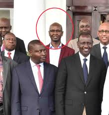 Ruto 2022  finance team in crisis