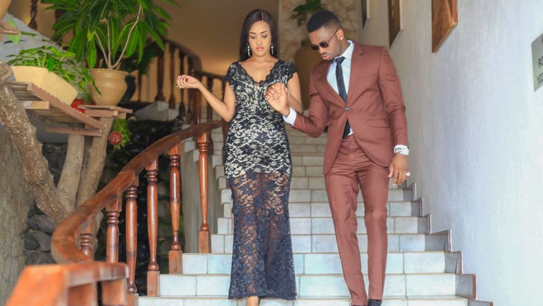 Confirmed: Diamond's  fiancee Tanasha Donna is pregnant