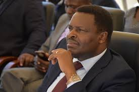 Njuki opharns panic as DG Kagwima takes charge, talk of impeachment