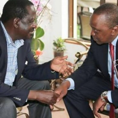 Uhuru, Raila set to tour Kikuyu land