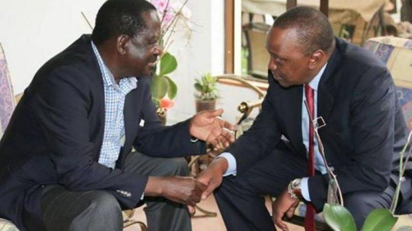 Uhuru, Raila set to tour Kikuyu land – Weekly Citizen