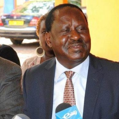 Raila bid to reunite Nyong'o, Outa