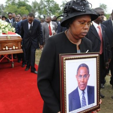 Saitoti, Ojode were assassinated by 'system',Sonko reveals