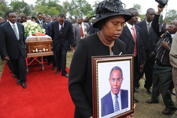Saitoti, Ojode were assassinated by 'system',Sonko reveals