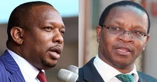 Top Nation editor trapped in Sonko, Kibichio wars