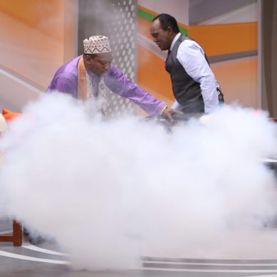Now Sonko banned from Citizen TV studios