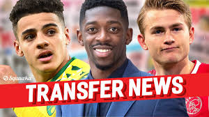Latest transfer news and done deals