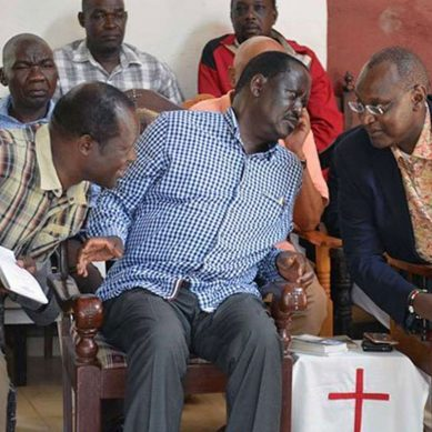 ODM realignment causes ripples in Luo Nyanza