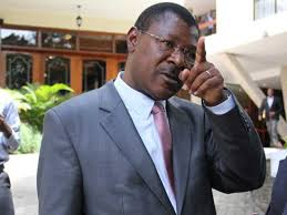 Wetang'ula, Wangamati in fierce fight