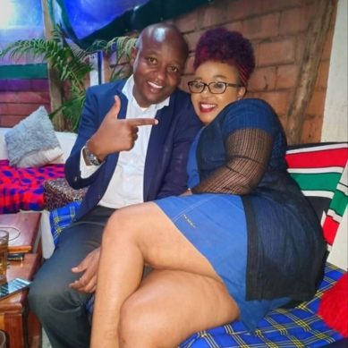 Sexy Kibwezi MP Mbalu caught pants down again