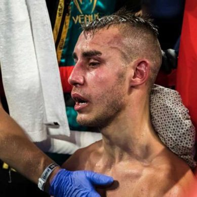 Russian boxer 'mad max' dies after a fatal fight night in ring