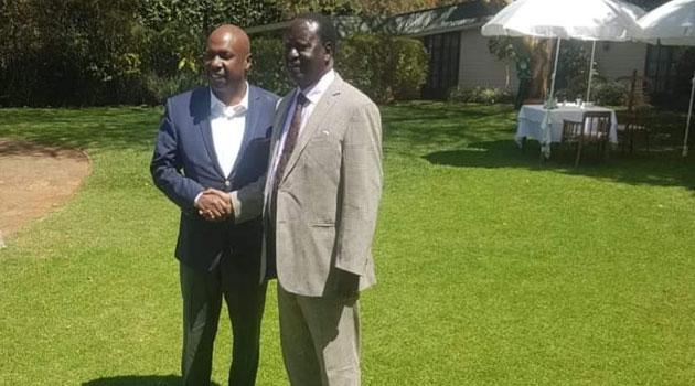 Plot to sneak Raila, Gideon into power