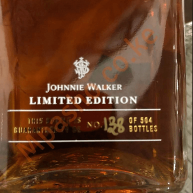 Bob Colymore's special whisky