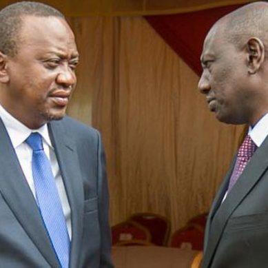 Uhuru, Ruto differ over cabinet shuffle