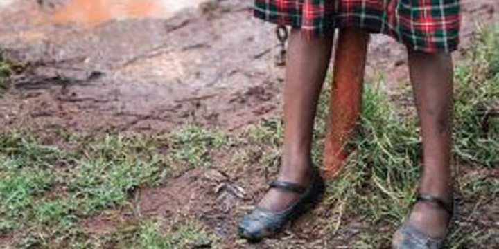 Police officer defiles, impregnates 15yr class seven pupil.