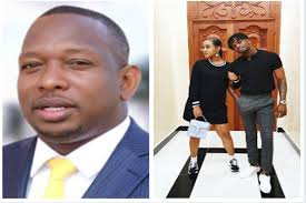 Governor Sonko's perfect name for Diamond-Tanasha's unborn baby