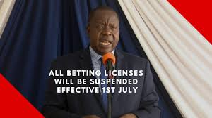 List of Betting firms with suspended licenses
