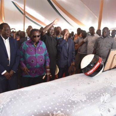 DP Ruto skips Kadenge burial in Vihiga