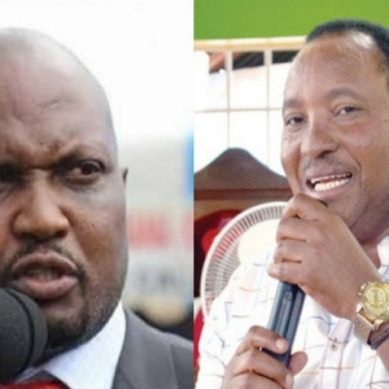 Kuria lays ground for Kiambu governorship battle 2022