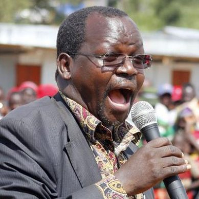 West Pokot assembly speaker caught pants down