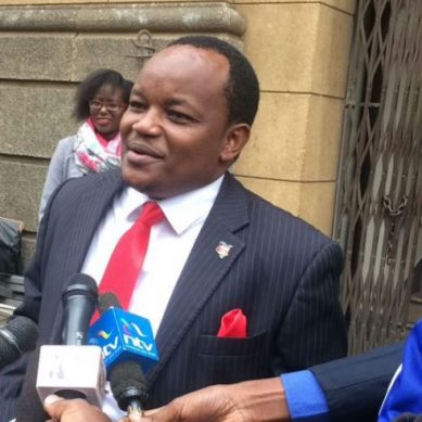 Will Nyeri MP Ngunjiri Wambugu survive