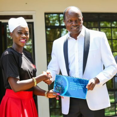 Governor Obado appoints Akothee