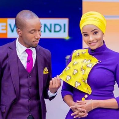 Video: Citizen news anchor, Hubby and wife dance