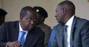 MP split between Ruto and Matiang'i