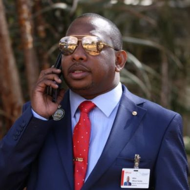 No end to Kibicho, Sonko wars