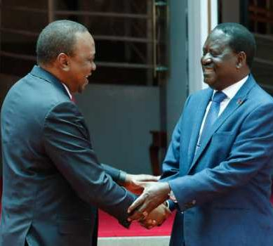 Cracks emerge in ODM over handshake
