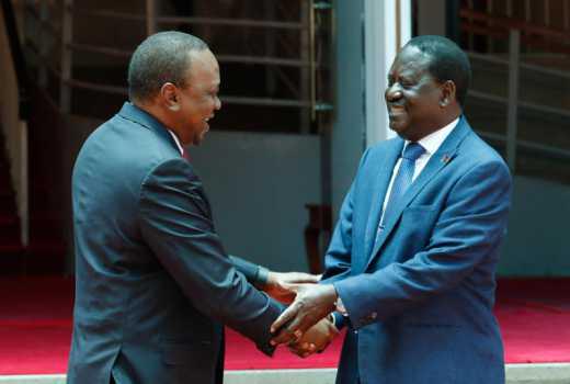 Cracks emerge in ODM over handshake