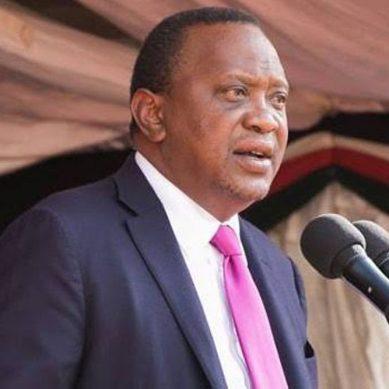 Key Uhuru men work on 2022 line-up