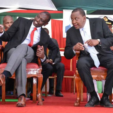 President Uhuru, Ruto snub Waititu daughter wedding