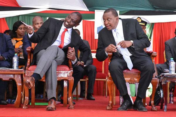 Why  Uhuru snubbed Waititu daughter wedding