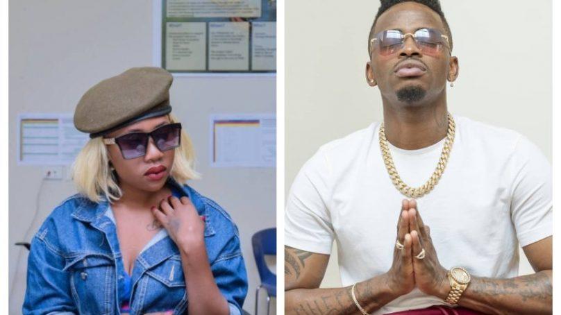 Diamond Platinumz, Amber Lulu and other bongo stars mourning