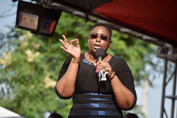 MP Aisha Jumwa twerks,leaves Netizen's tongues wagging(Video)