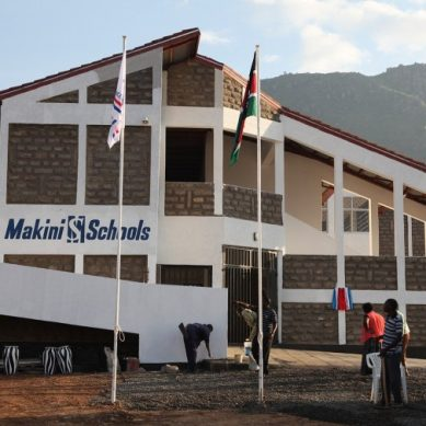 Mass exodus of students at Makini Schools