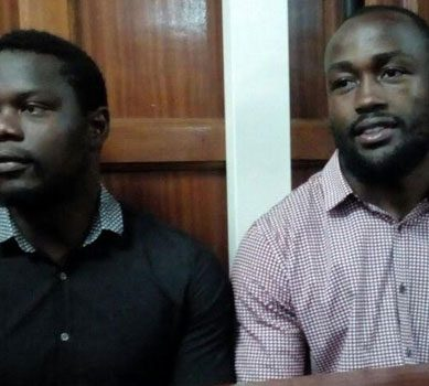 Rugby players gang rape: Now Olaba blames Wanyama as the schemer