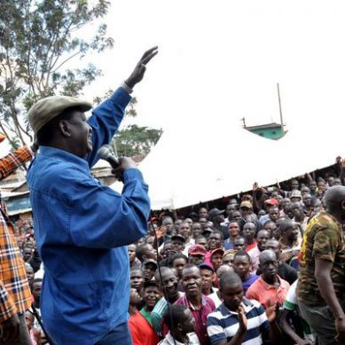 Another face joins Kibra constituency race