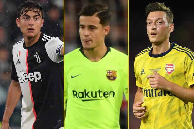 Full list of August football transfers
