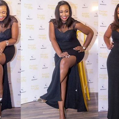 Leaked: Never seen before photos of K24 news anchor Betty Kyalo
