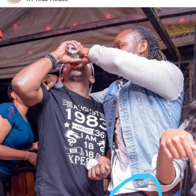 DJ Moh arrested for displaying firearm in public