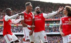 Arsenal beat Burnley 2-1 to win a second straight match