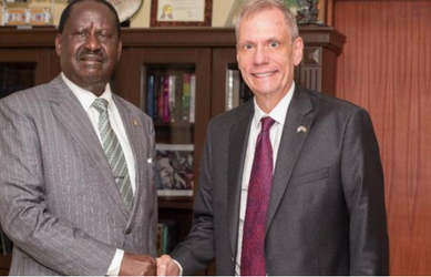 Why America wants Raila next president