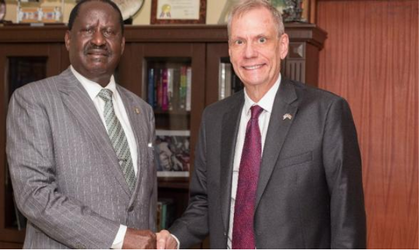 Why America wants Raila next president